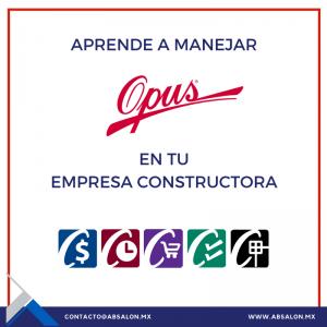 Curso Capacitación Opus @ Oficinas Absalón